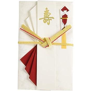 長井紙業 祝儀袋 江戸長 Silk No.5 DK851