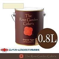 The Rose Garden Color's ローズガーデンカラーズ 041エクリュ [0.8L] ニッペホーム・水性塗料・ペンキ・木部用