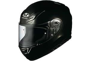 オージーケーカブト(OGK KABUTO)バイクヘルメット フルフェイス AEROBLADE3 ブラックメタリック (サイズ:M)