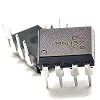 UIOTEC 10 PCS DIP 6N137 EL6N137 DIP-8