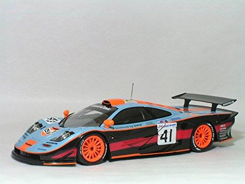 1/18 マクラーレン 〓 F1 GTR / ガルフ 24h Le Mans 1997 #41 〓 McLaren