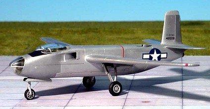 1/72  ダグラス XB-43 ジェットマスター