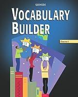 Vocabulary Builder, Course 1, Student Edition (NTC: VOCABULARY BUILDER)