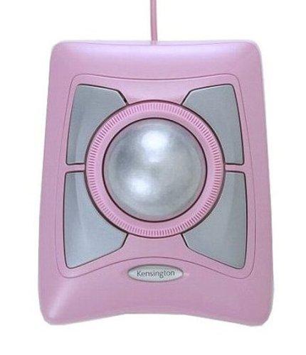 ケンジントン ExpertMouse Pink (USB/PS2) 64383