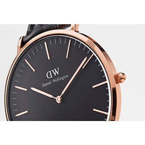 [ダニエルウェリントン]DanielWellington2016新型40mmメンズレディース腕時計男女兼用レザーアナログDW00100127[並行輸入品]
