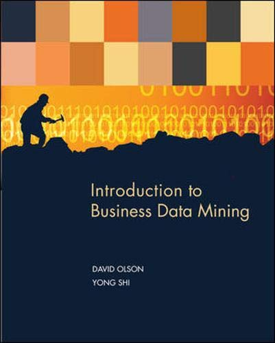 Download Introduction to Business Data Mining 0072959711