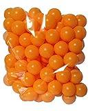 ピンポン玉 練習用 100個セット 卓球 ボール オレンジ