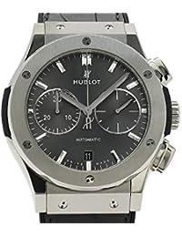 (ウブロ)HUBLOT 腕時計 クラシックフュージョン チタニウム クロノグラフ チタン/革 521.NX.7071.LR メンズ 中古
