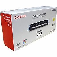 CANON トナーカートリッジ307 イエロー 純正品