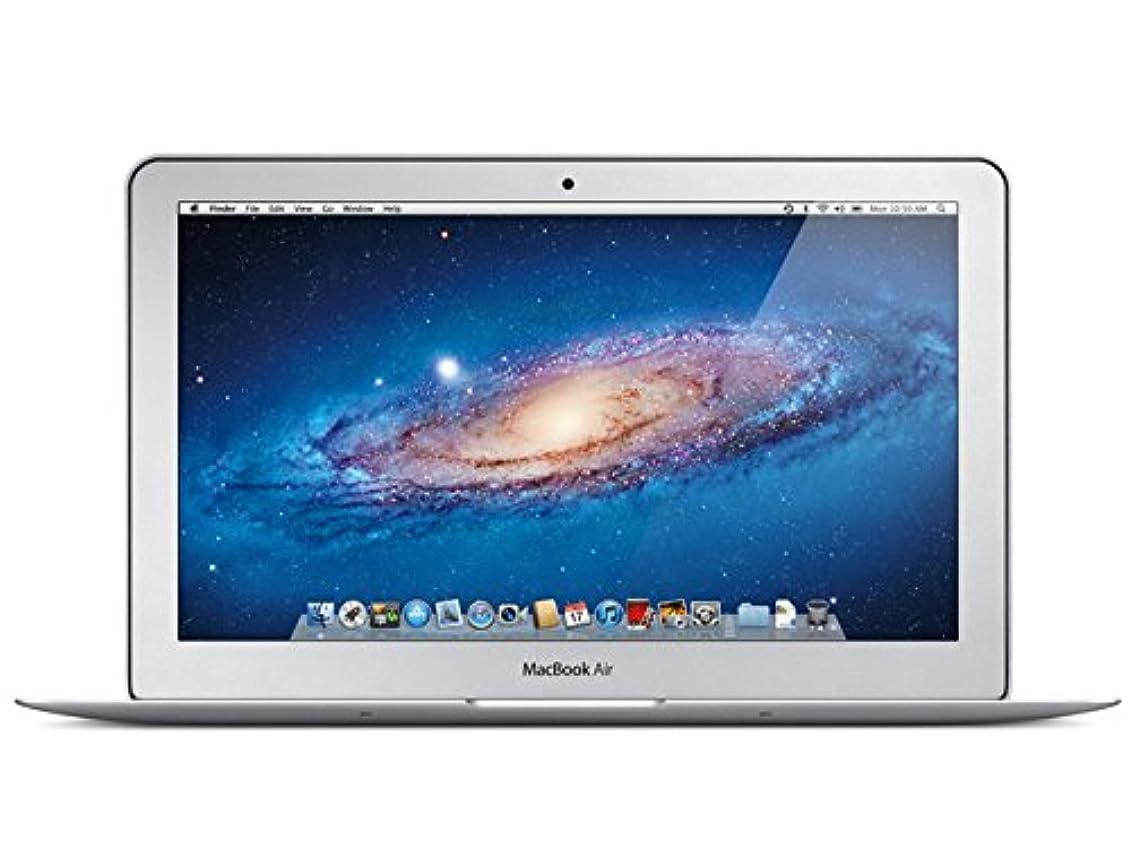 第三主スピン中古 APPLE アップル MacBook Air A1370 MC968J/A Core i5 1.6GHz 4GB SSD-128GB 2011年