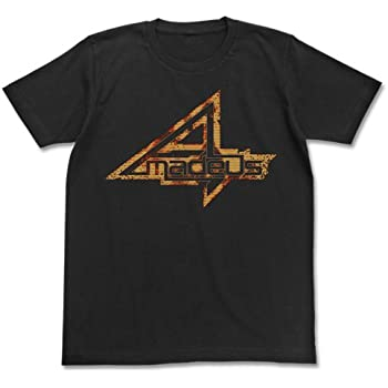 STEINS;GATE 0 Amadeus Tシャツ ブラック Mサイズ