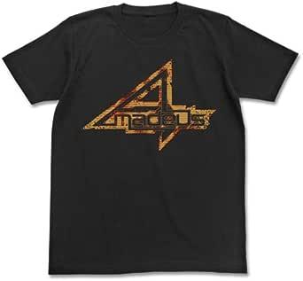 STEINS;GATE 0 Amadeus Tシャツ ブラック Sサイズ