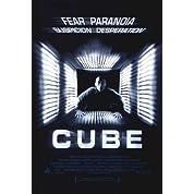 Cube - 映画ポスター - 11 x 17