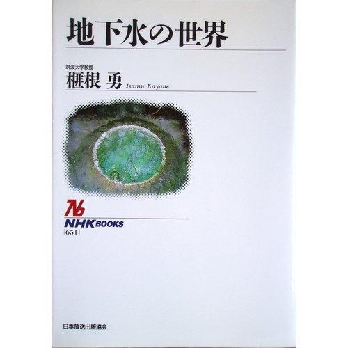 地下水の世界 (NHKブックス)の詳細を見る