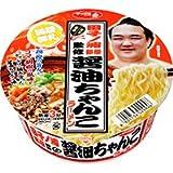 サッポロ一番 田子ノ浦部屋監修 醤油ちゃんこラーメン 12食入