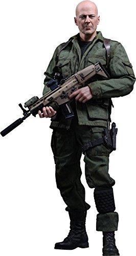 국내 유통1000 체한정[무비・걸작]『G.I.죠 백2리벤지』1/6스케일 피규어 죠・콜트