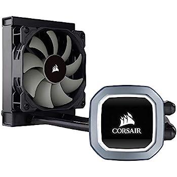 Corsair H60-2018- 水冷CPUクーラー [Intel/AMD両対応] FN1190 CW-9060036-WW