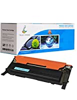 TRUE IMAGE SACLTK407S Compatible Toner Cartridge Replacement for Samsung CLT-K407S, Black [並行輸入品]