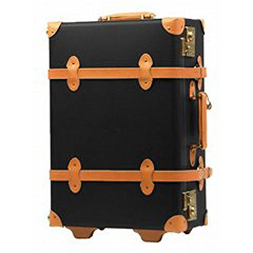 (ワールドトランク) WORLD TRUNK スーツケース キャリーケース トランク 旅行 スーツケース 40L 7006-60 1.ブラック