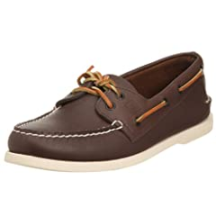 Sperry Top-Sider Authentic Original Boat Shoe: TS0195115 Classic Brown