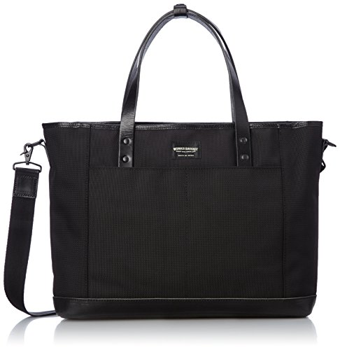 [ワンダーバゲージ] WONDER BAGGAGE Goodmans 2way Tote Bag GM2WT Black (ブラック)