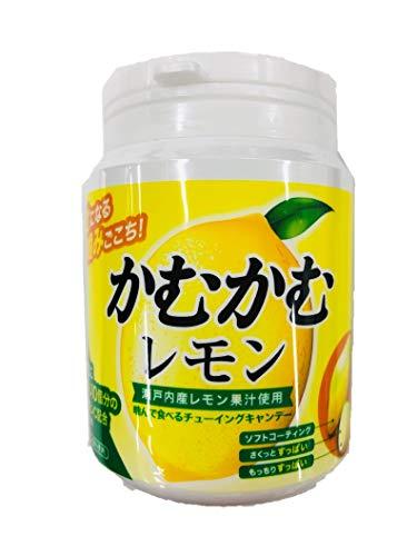 かむかむレモン ボトル 120g ×3個