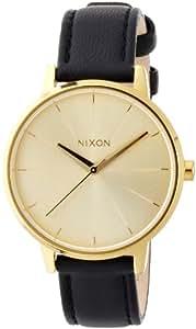 NIXON (ニクソン) KENSINGTON LEATHER ケンジントン レザー GOLD NA108501-00 レディース [正規輸入品]