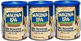 マウナロア  マカダミアナッツ ドライ ロースト(塩味) [並行輸入品]  4.5oz(127g) (×【3缶】)