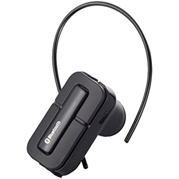 iBUFFALO iPhone7,iPhone7Plus動作確認済 Bluetooth3.0対応 ステレオヘッドセット 片耳・両耳両対応モデル ブラック BSHSBE32BK