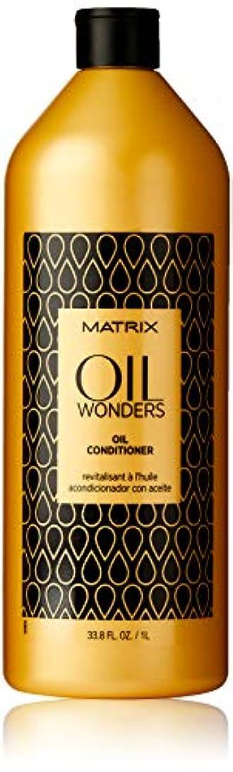 マッシュ誠実さ服を着るby Matrix OIL WONDERS MICRO-OIL SHAMPOO 33.8 OZ by BIOLAGE