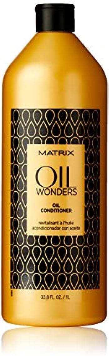 理想的やむを得ない機関車by Matrix OIL WONDERS MICRO-OIL SHAMPOO 33.8 OZ by BIOLAGE