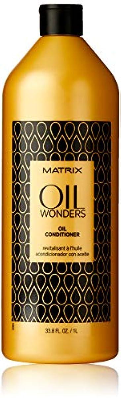 論理的教え戦争by Matrix OIL WONDERS MICRO-OIL SHAMPOO 33.8 OZ by BIOLAGE