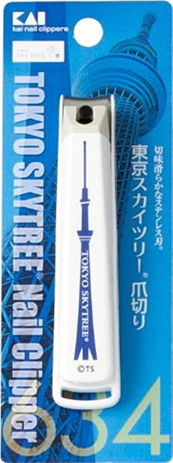 風が強いおそらく実業家東京スカイツリー ニュースタンダードツメキリ M