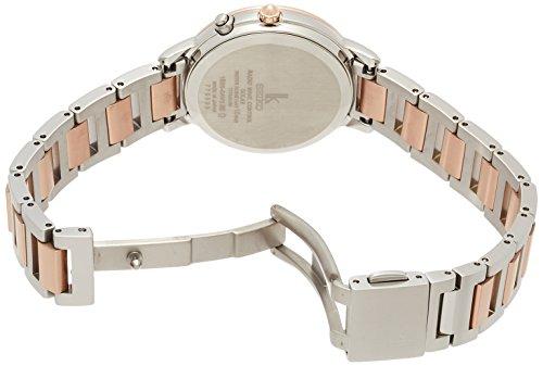 [ルキア]LUKIA 腕時計 LUKIA ダイヤ入りダイヤル チタンモデル ラッキーパスポート SSQV034 レディース