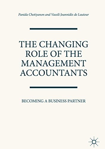 The Changing Role of the Management Accountants: Becoming a Business Partner