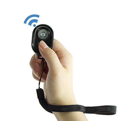 自撮り棒 Bluetooth リモコン セルカ棒 シャッター...