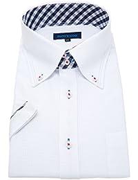 men's uno(メンズウーノ) 半袖ワイシャツ メンズ 形態安定