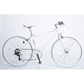 21Technology Crossbike[CL266] クロスバイク シマノ製6段変速ギヤ付き 700×28C
