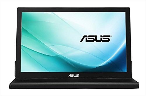 ASUS 薄い・軽量、USBで簡単接続 15.6型ワイドモバイルディスプレイ ( IPS / 広視野角178°/ 厚さ8mm / 重さ800g / 1,920×1,080 フルHD / USB3.0 / ノングレア / 3年保証 ) MB169B+