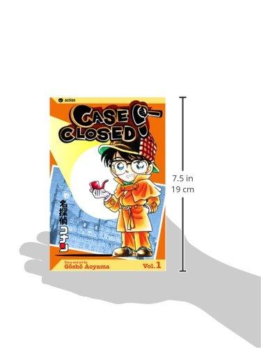 VIZMedia(ビズメディア)GoshoAoyama『CaseClosed,Vol.1』