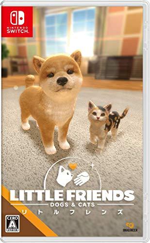 LITTLE FRIENDS (リトルフレンズ) - DOGS & CATS (ドッグス&キャッツ) -
