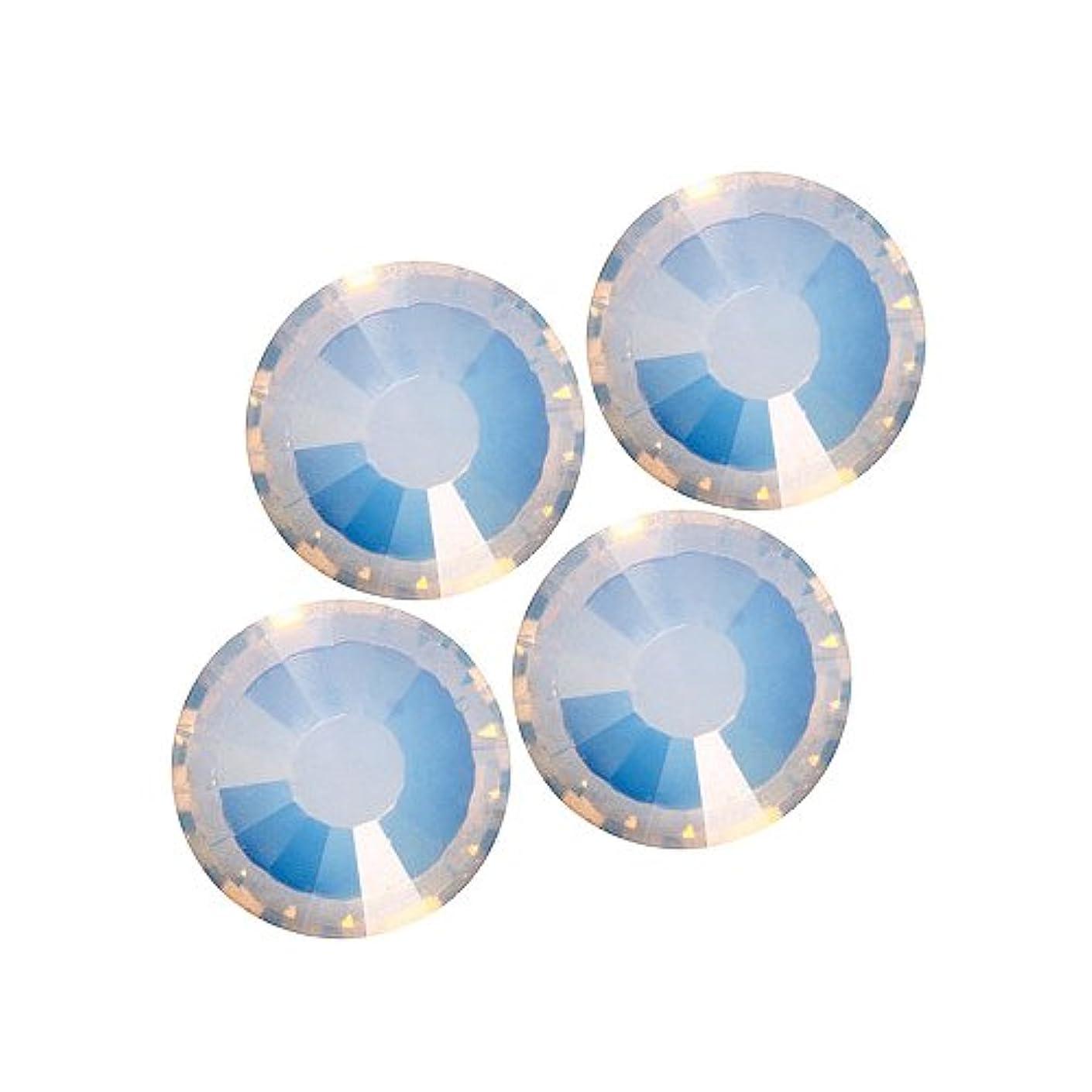 くぼみ日瀬戸際バイナル DIAMOND RHINESTONE ホワイトオパールSS8 1440粒 ST-SS8-WHO-10G