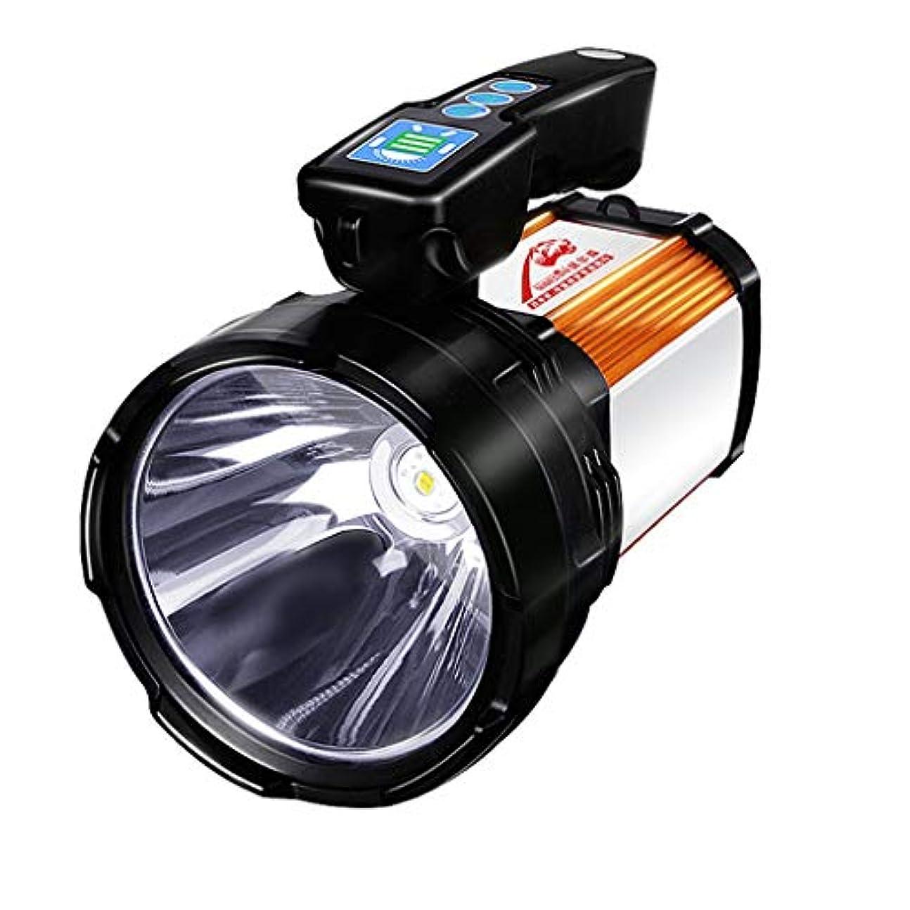 傾斜非互換比類のないContinuous 釣りライト、LEDグレア懐中電灯ソーラーエネルギーusb充電サーチライトランプナイト防水緊急多機能キセノン Long service life