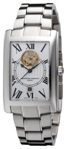 【フレデリックコンスタント】FREDERIQUE CONSTANT 腕時計 Heart Beat Date Carree ハートビート デイト カレ 315MS4C26B メンズ 【正規輸入品】