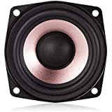 "Nobsound 1PC 2.5"" inch Hi-Fi Desktop Full-Range Speaker High Sensitivity Speaker (4ohm)"