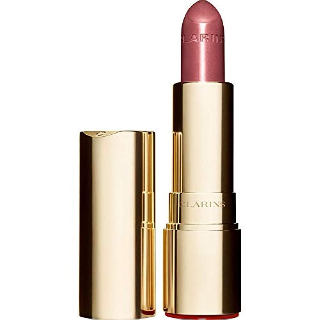 降下曲げるスケルトン[Clarins ] クラランスジョリルージュブリリアント口紅3.5グラムの731Sは、 - ベリーローズ - Clarins Joli Rouge Brillant Lipstick 3.5g 731S - Rose...