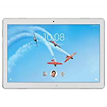 Lenovo Tab P10 10.1型 WiFiモデル (Snapdragon 450/4GBメモリー/64GB/スパークリングホワイト)ZA440092JP