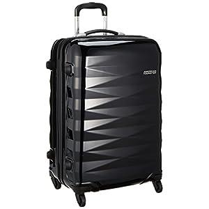 [アメリカンツーリスター] スーツケース Crystalite クリスタライト スピナー69 無料預入受託サイズ 保証付 70L 69cm 4.1kg R87*09003 09 ブラック