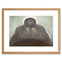 Ciurlionis The Thought Framed Wall Art Print 壁