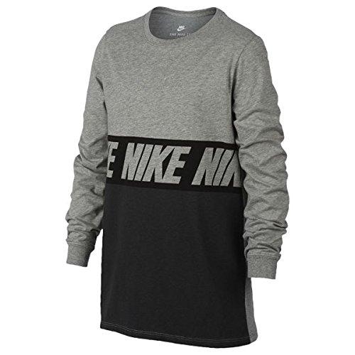 (ナイキ) Nike AV15 Block Long Sleeve T-Shirt ボーイズ・子供 Tシャツ